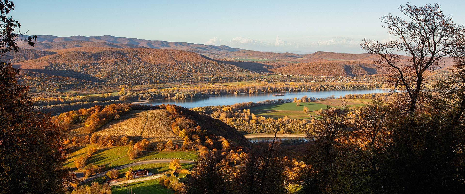 Visegrád TE - Ismerd meg a Dunakanyart őszi díszeiben