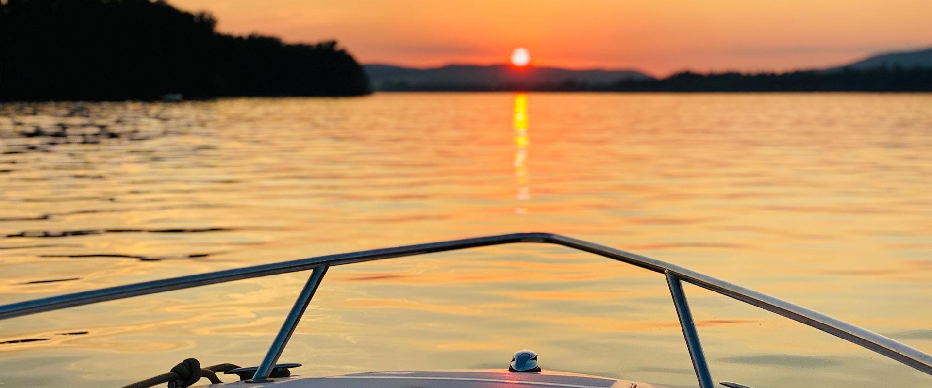 Visegrád, ahol kétszer láthatod a naplementét!
