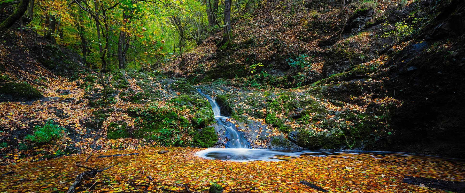 Visegrád ősszel - Pilisi kalandozások